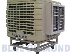 Premium Large Mobile Evaporative Air Conditioner up to 200m2 - Cooler / Shed - picture2' - Click to enlarge