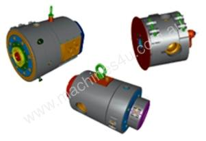 CROSSHEADS FOR EXTRUSION MACHINES