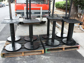 EX tafe welding stand table Adelaide 24 available