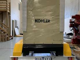 Trailer Mount Kohler KD77 Diesel Generator |Total Wet Weight 2100KG| Rollmaxx Aluminium Trailer - picture5' - Click to enlarge