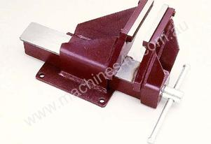 100mm Offset Steel Fabricated Vice