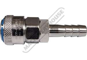 Tail Coupling High-Flow One Touch System Air Fittings Ø10mm (3/8