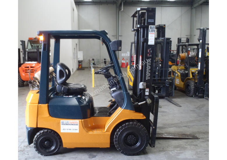 Cheap Toyota Forklift - Price Reduced!