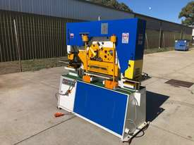 ACCURL 60T & 90T Punch & Shear Ironworkers *IN STOCK* - picture0' - Click to enlarge