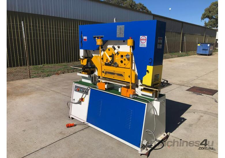 ACCURL 60T & 90T Punch & Shear Ironworkers *IN STOCK*