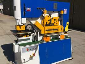 ACCURL 60T & 90T Punch & Shear Ironworkers *IN STOCK* - picture3' - Click to enlarge
