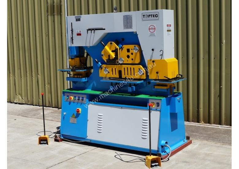 ACCURL Punch & Shear Ironworkers