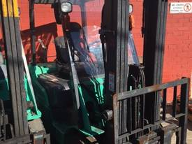Used 2007 Mitsubishi 1.8 tonne LPG forklift - picture1' - Click to enlarge
