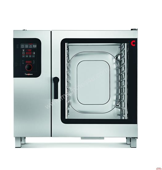 Convotherm C4EBD10.20C - 22 Tray Electric Combi-Steamer Oven - Boiler System