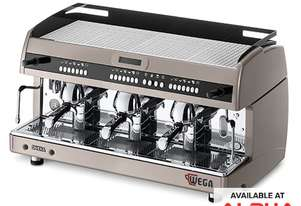 Wega EVD3TSP Sphera Tron R12 3 Group Automatic Coffee Machine