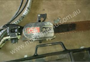 Ics HYDRAULIC DIAMOND CHAIN SAW