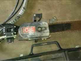 HYDRAULIC DIAMOND CHAIN SAW - picture0' - Click to enlarge