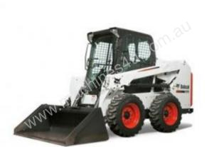 BOBCAT 2.7 TONNE SKID STEER LOADER WITH 4 IN1 BUCK