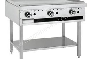Gas Grill and Undershelf 1200mm