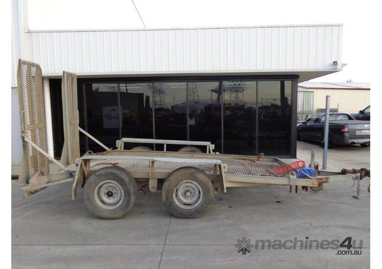 ROGERS & SONS 4 TON PLANT TRAILER