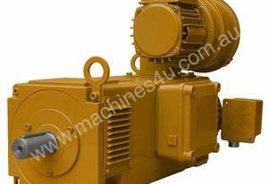 Asynchronous motor for frequency inverter operatio