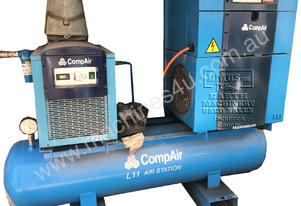 Compair Pelcos Screw Air Compressor