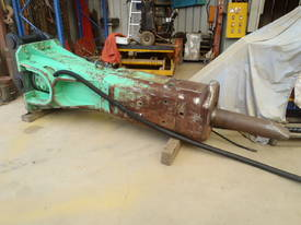 Hydraulic Hammer Montabert V55 - picture2' - Click to enlarge