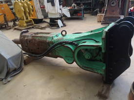 Hydraulic Hammer Montabert V55 - picture6' - Click to enlarge
