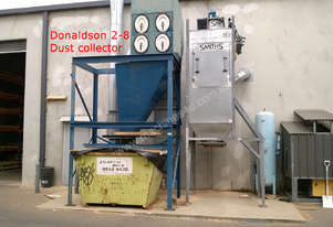Donaldson   2-8 dust collector