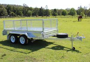 GOLD COAST BOX TRAILER Ozzi 10x5 Galvanised NEW