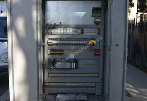 Electrical control cabinet board SLC 500