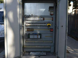Electrical control cabinet board SLC 500 - picture0' - Click to enlarge
