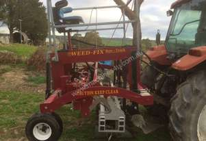 4 row Mechanical Weeder for sale