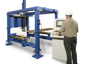 OCEAN LIBERATOR CNC BEAM COPING MACHINE - picture7' - Click to enlarge