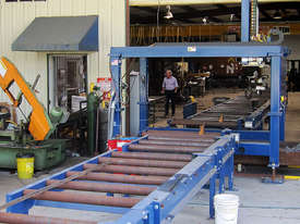 OCEAN LIBERATOR CNC BEAM COPING MACHINE - picture8' - Click to enlarge