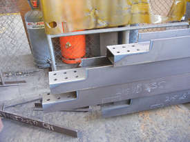 OCEAN LIBERATOR CNC BEAM COPING MACHINE - picture12' - Click to enlarge