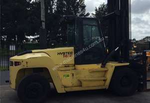 16 ton forklift 3 high container handler