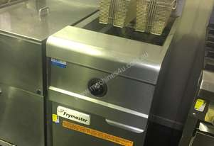 Frymaster Nat Gas Single Pan PMJ135GSD