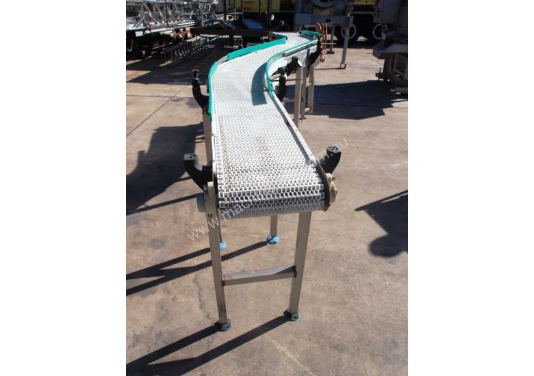 Plastic Intralox Belt Conveyor.