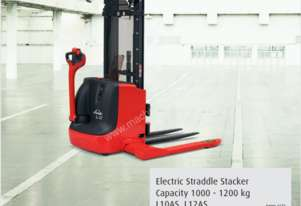 Genuine L12AS Linde 1.2 Tonne Pallet Stacker