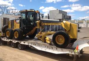 2009 Caterpillar 12M Road Grader