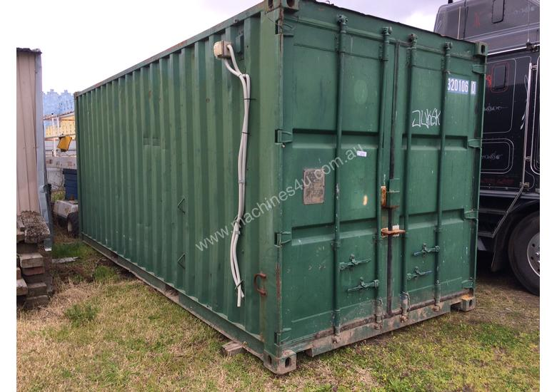 Used 20ft Sea Container 20 FOOT CONTAINER Shipping In