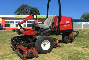 TORO REEL MASTER 3100D WITH 21.5HP KUBOTA DIESEL RIDE ON MOWER