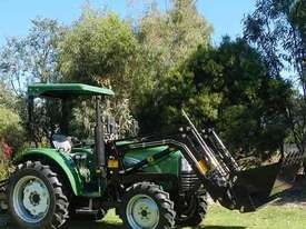 New Enfly 55hp Tractor with front end loader & 3 year warranty - picture0' - Click to enlarge