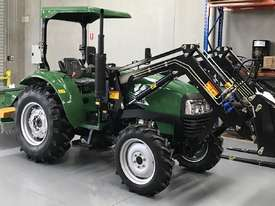 New Enfly 55hp Tractor with front end loader & 3 year warranty - picture1' - Click to enlarge