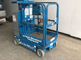 Genie GRC12 Lift - picture1' - Click to enlarge