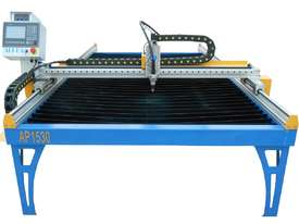 Alpha CNC Plasma Cutter AP1313 1.3x1.3m - servo motor driven - 20m/min - picture2' - Click to enlarge