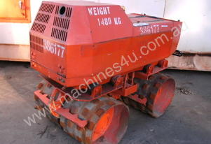 trench roller  , remote control unit