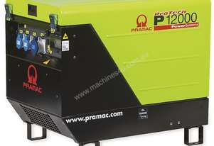 Pramac 13.9 kVA Three Phase Petrol Auto Start Silenced Generator