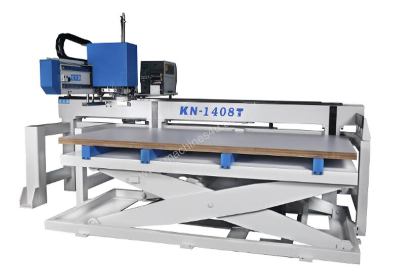 Flat bed  2760 x 1260mm auto load, unload and label