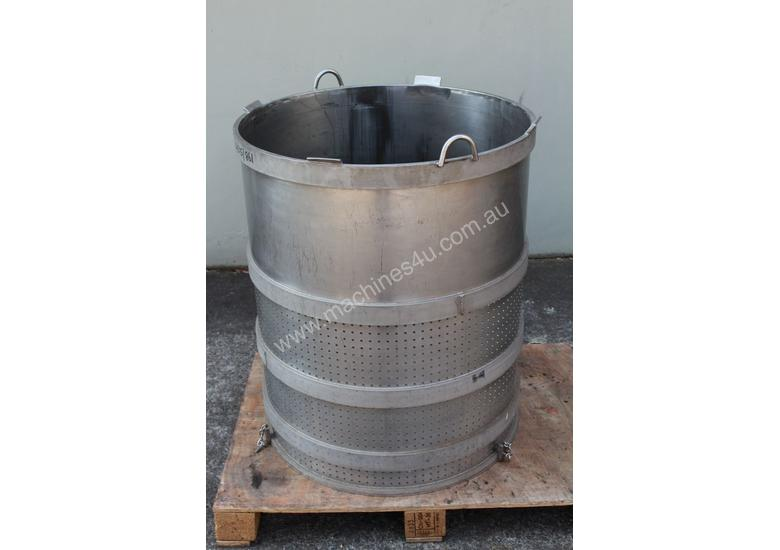 Perforated Basket