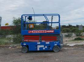 2011 Genie GS-1932 Scissor Lift - picture0' - Click to enlarge