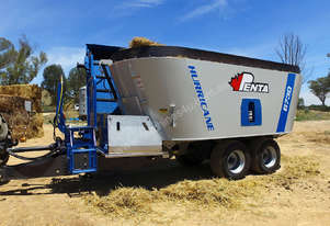 2018 PENTA 6730 VERTICAL FEED MIXER (21.0M3)