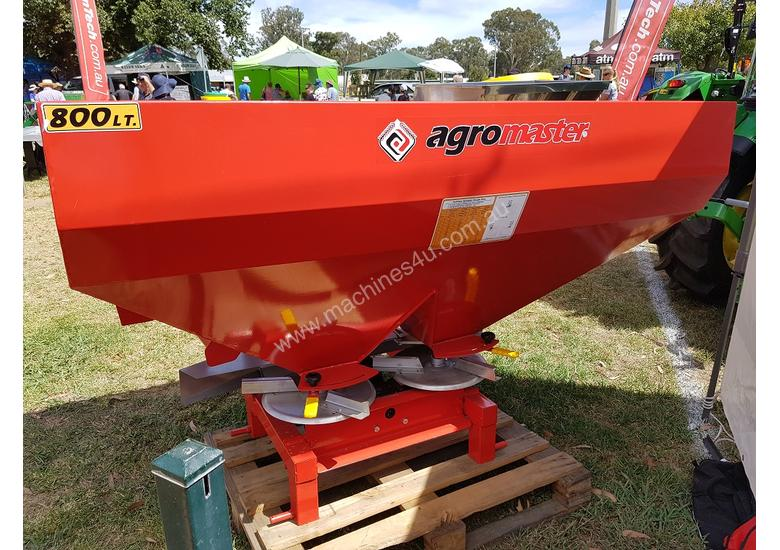 2018 AGROMASTER GS2 800 DOUBLE DISC SPREADER (800L)