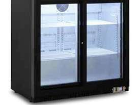 Bromic BB0200GDS - Back Bar Display Chiller 190L (Sliding Door) - picture0' - Click to enlarge